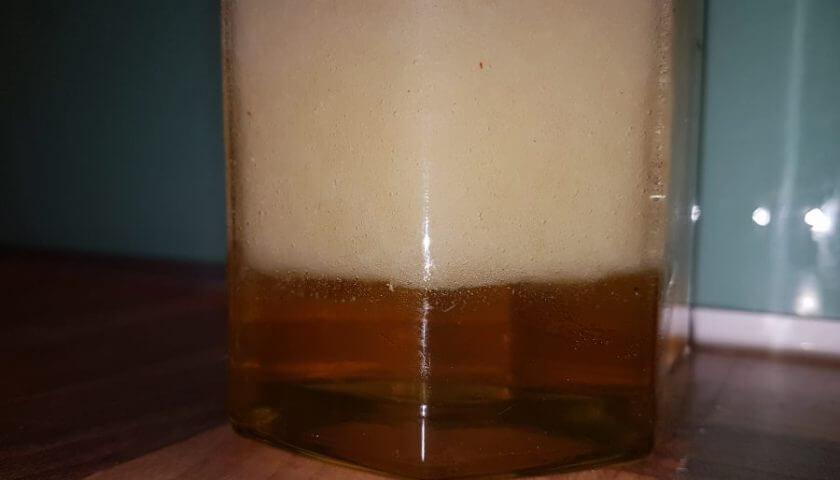 Honig-Schaum