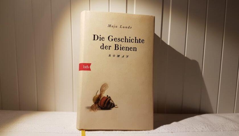 Buch: Die Geschichte der Bienen