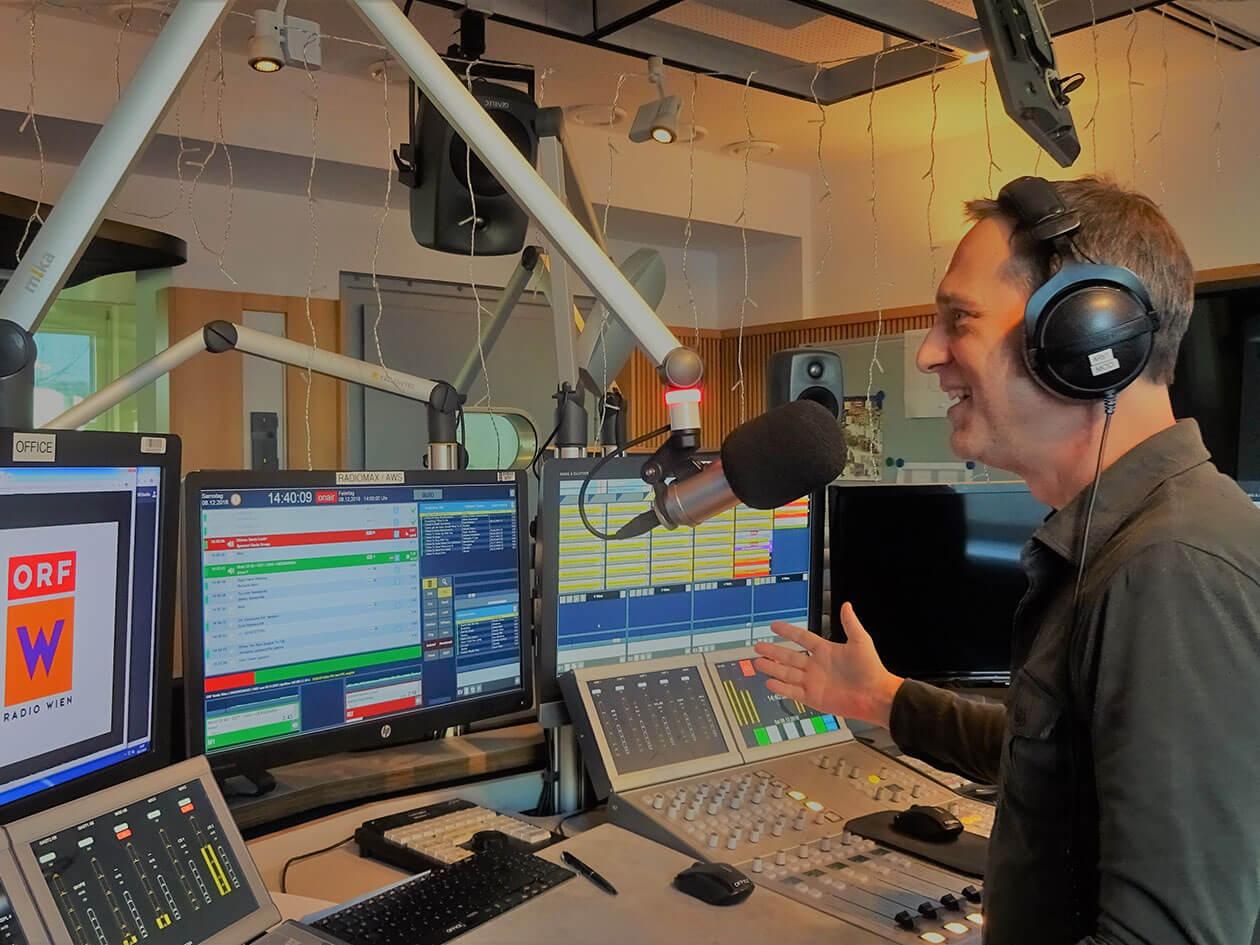 Radio Wien - Peter Tichatschek