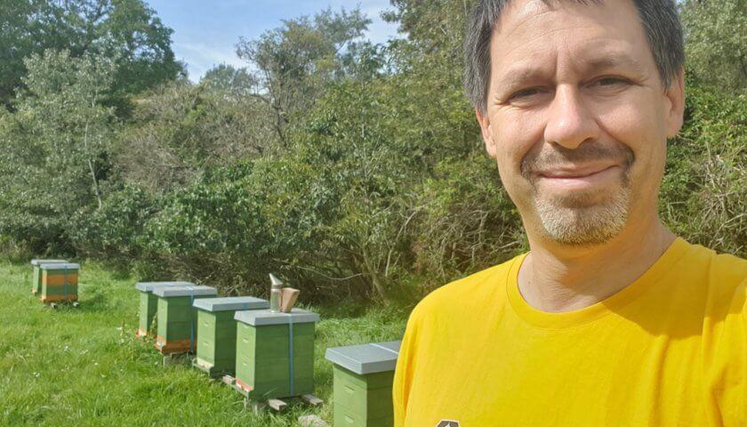 Bienenstand Prater-Honig