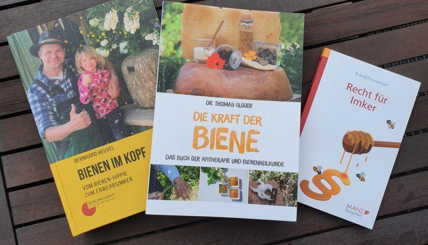 Imker-Bücher